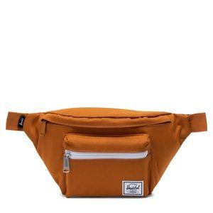 Herschel Supply Co. Seventeen Hip Pack Pumpkin NEW